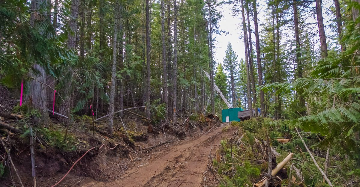 Exploration at Mount Polley